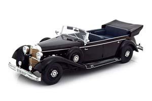 MERCEDES W150 770 CONVERTIBLE 1938 BLACK