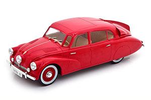 TATRA 87 1937 DARK RED