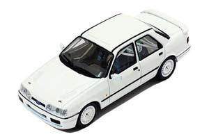 Ford Sierra Cosworth 4x4 1991 Rally Spec All White
