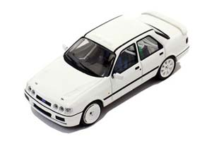Ford Sierra Cosworth 4x4 1992 Rally Spec All White