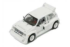 MG METRO 6R4 1985 Rally Spec All White
