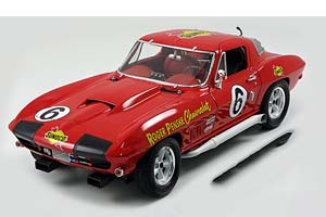 Chevrolet Corvette Stingray Competition #6 Daytona 1967 Guldstrand/Wintersteen/Moore