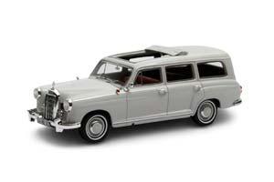 MERCEDES W120 180B BINZ KOMBI 1960 GREY