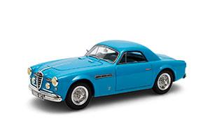 ALFA ROMEO 6C 2500 SUPERGIOIELLO GHIA COUPE 1950 BLUE
