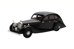 BENTLEY 4,5 LITRE GURNEY-NUTTING AIRFLOW SALOON #B81GP 1936 BLACK