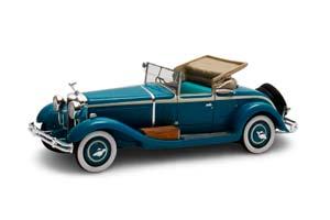 ISOTTA FRASCHINI 8A SS CASTAGNA ROADSTER (OPEN) 1930 BLUE