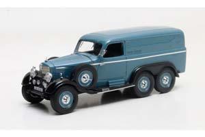 Mercedes W31 G4 Kastenwagen 1939 Blue