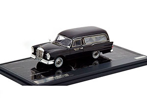 MERCEDES W111 220SE POLLMANN HEARSE 1966 BLACK *BENZ BENC МЕРСЕДЕС БЕНС МЕРСИДЕС МЕРСЕДЕЗ БЕНЦ