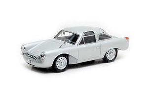 PORSCHE GLOCKLER 356 SPECIAL COUPE 1954 SILVER *ПОРШЕ ПОРШ