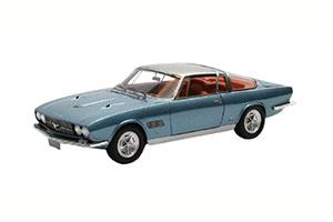 FORD MUSTANG BERTONE AUTOMOBILE QUARTERLY (OPEN LIGHT) 1965 METALLIC BLUE