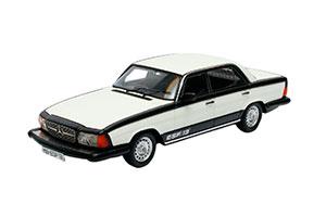 MERCEDES W116 ESF 13 1972 WHITE/BLACK