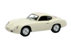 PORSCHE 356 ZAGATO CARRERA COUPE 1959 WHITE