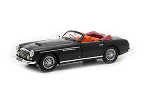 TALBOT-LAGO T26 Stabilimente Farina Cabriolet 1951 Black