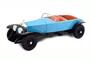 ROLLS-ROYCE NEW PHANTOM BARKER TOURER #10EX 1926 BLUE *РОЛЛС РОЙС РОЛС РОЙСЕ ROLS ROIS