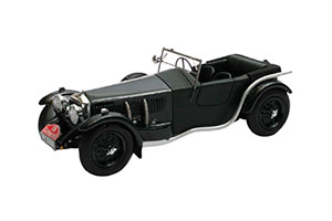 INVICTA 4.5 S-TYPE LOW CHASSIS #128 D.HEALEY WINNER RALLY MONTE CARLO 1931