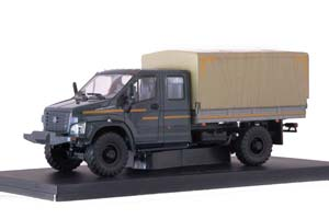 GAZ C42 A31 1 GREEN (USSR RUSSIAN) | ГАЗ С42 А31 1 ЗЕЛЕНЫЙ *ГАЗ ГОРЬКОВСКИЙ АВТОЗАВОД ГОРЬКИЙ