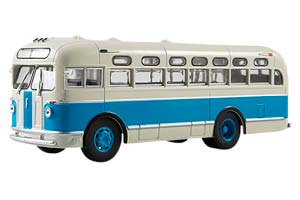 ZIS 155 (USSR RUSSIA BUS) BLUE OUR BUSES #19 | ЗИС-155 НАШИ АВТОБУСЫ #19