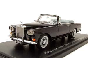 ROLLS-ROYCE SILVER CLOUD III MULLINER PARK WARD DHC 1963 BLACK