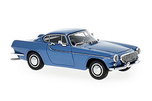 VOLVO P1800 JENSEN 1961 METALLIC BLUE