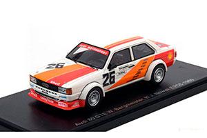 Audi 80 Gr.II #26 W.Bergmeister/H-J.Nowak ETCC Monza 1980
