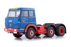 Hanomag Henschel F201 Grawe & Nolte 1967 Blue/Red