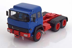 MAGIRUS DEUTZ 310 D22 FS 6X4 1975 BLUE/RED