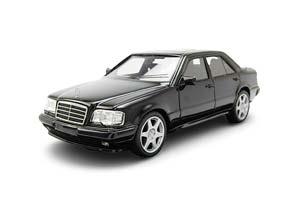 MERCEDES W124 E60 AMG 1995 BLACK