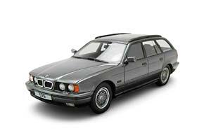 BMW E34 530I TOURING 1992 METALLIC GREY