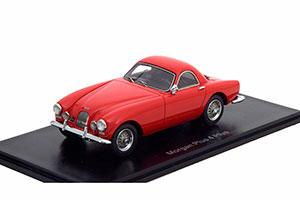 MORGAN Plus 4 Plus Coupe 1965 Red