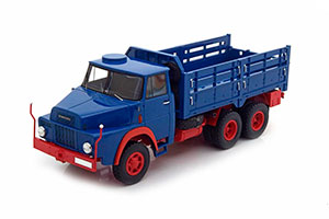 HENSCHEL HS3 14 6X6 1967 BLUE/RED *ХЕНШЕЛЬ