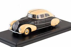MAYBACH SW35 STREAMLINER SPOHN 1935 BLACK/BEIGE *МАЙБАХ