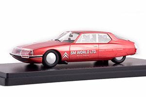 CITROEN SM #63 SM WORLD LTD LAND SPEED BONNEVILLE RECORD CAR 206 MPH (332 KM/H) S.HATHAWAY 1987 *СИТРОЕН СИТРОЭН
