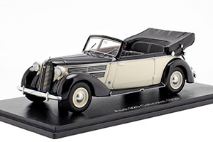 AUDI 920 CABRIOLET GLASER 1939 BEIGE/BLACK