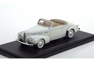 LA SALLE SERIES 50 CONVERTIBLE COUPE 1940 LIGHT GREY