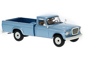 STUDEBAKER CHAMP PICK UP 1963 METALLIC LIGHT BLUE *СТУДЕБЕКЕР