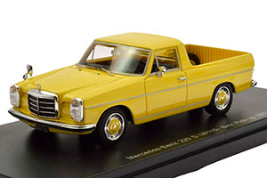 MERCEDES W115 BINZ PICK UP ARGENTINA 1974 YELLOW *BENZ BENC МЕРСЕДЕС БЕНС МЕРСИДЕС МЕРСЕДЕЗ БЕНЦ