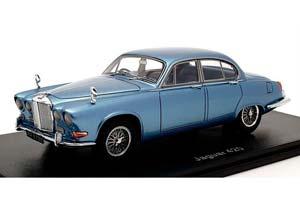 JAGUAR 420 1967 METALLIC LIGHT BLUE