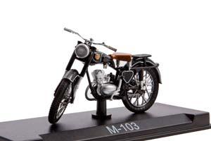 MINSK M-103 (USSR RUSSIA) 1962-1964 | М-103 НАШИ МОТОЦИКЛЫ #5 *МИНСК