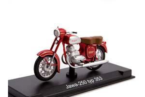 JAWA-250/353 (USSR RUSSIAN)   ЯВА 250/353 НАШИ МОТОЦИКЛЫ #13 *ЯВА ДЖАВА