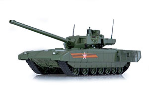 TANK PANZER T-14 ARMATA (USSR RUSSIA) OUR PANZERS #3 | ТАНК Т-14 АРМАТА НАШИ ТАНКИ #3 *БАК