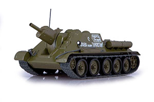 TANK PANZER SU-122 (USSR RUSSIA) OUR PANZERS #7 | ТАНК СУ-122 НАШИ ТАНКИ #7