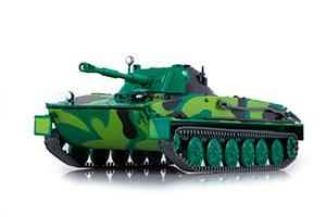TANK PANZER PT-76 (USSR RUSSIA) | НАШИ ТАНКИ #9 ПТ-76