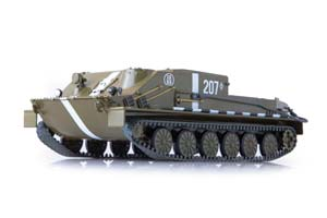 TANK PANZER BTR-50 (USSR RUSSIA) | НАШИ ТАНКИ #12 БТР-50