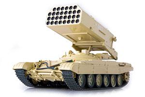 TANK PANZER T-72 TOS-1 BURATINO (USSR RUSSIA) OUR PANZERS #14 | ТАНК Т-72 ТОС-1 БУРАТИНО НАШИ ТАНКИ #14