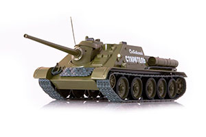 TANK PANZER SU-85 (USSR RUSSIA) OUR PANZERS #15 | ТАНК СУ-85 НАШИ ТАНКИ #15
