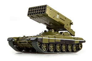 TANK PANZER T-90-TOC1A SUNSINE OUR PANZERS #21 (USSR RUSSIA) | ТАНК Т-90-ТОС1А