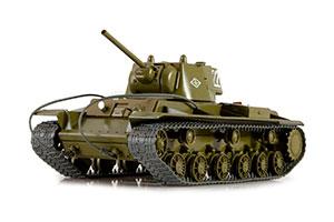 TANK PANZER KV-1 1942 OUR PANZERS #33 (USSR RUSSIA) | КВ-1 НАШИ ТАНКИ #33 *БАК
