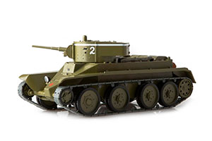 TANK PANZER BT-5 OUR PANZERS #35 (USSR RUSSIA) | БТ-5 НАШИ ТАНКИ #35