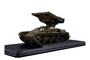 TANK PANZER T-60 BM-8-24 OUR PANZERS #43 (USSR RUSSIA) | ТАНК БМ-8-24 (Т-60) НАШИ ТАНКИ #43