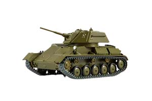 TANK PANZER T-80 1942 OUR PANZERS #45 (USSR RUSSIA) | ТАНК N-80 НАШИ ТАНКИ #45